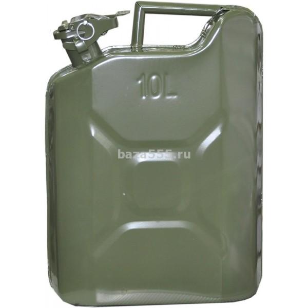 """КАНИСТРА цвет """"Зеленый"""" QH032 59*52*41,5/10,литр/5.шт"""