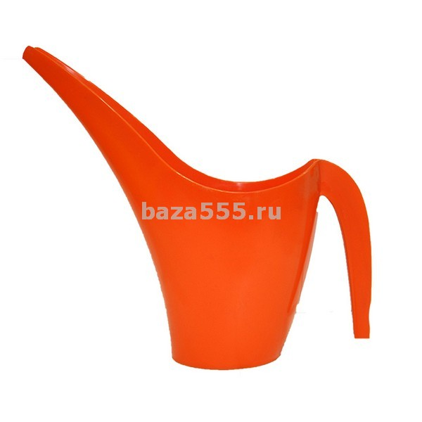 """Лейка """"Жираф-2,литра""""Цвета в ассортименте ЛБ-112(Кисловодск)/40,шт"""
