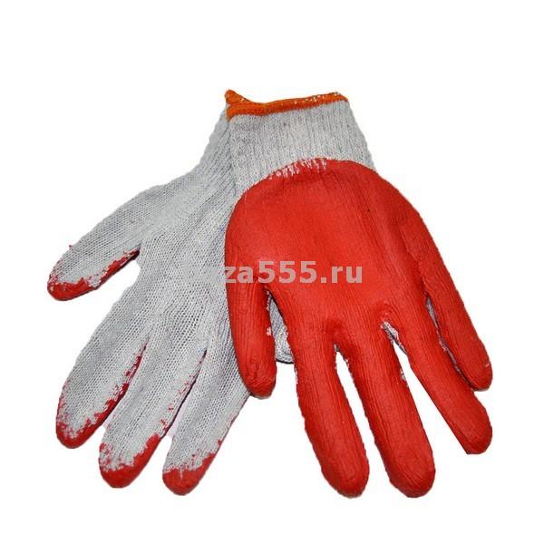 Перчатки серые прорезиненные L-305/упак.12 пар/меш.600 пар  БЕЗ СКИДКИ