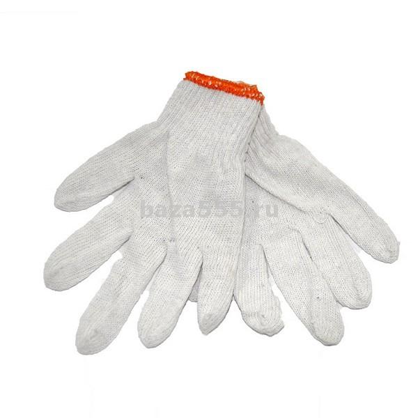 Перчатки Х/Б  Y -101 / 12 шт/ 600 шт в мешке БЕЗ СКИДКИ