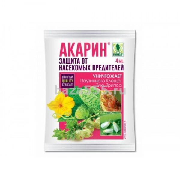 Акарин (фл 10 мл) искра био -01-214/ 120 шт/кор