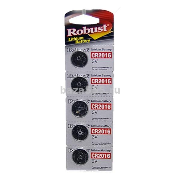 "Батарейки cr2016 ""lithium""таблетка 70wy-12-326/70wy-17-436/70wy-25-296/300,бл"