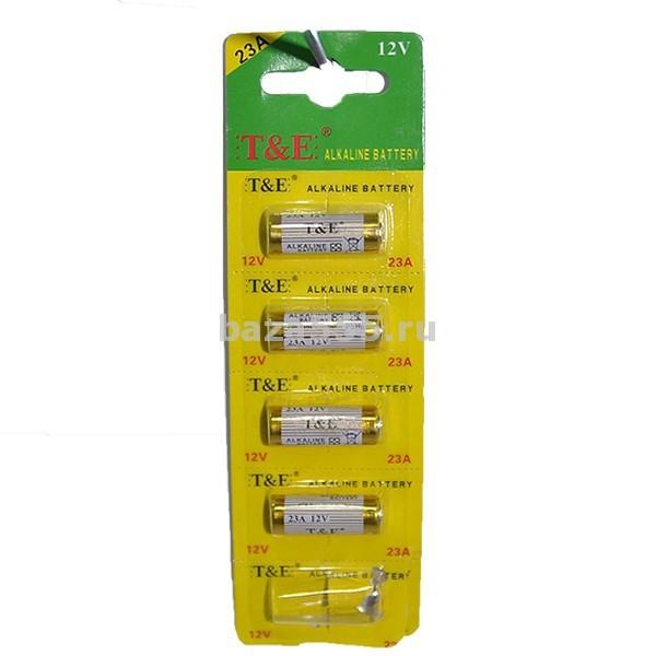 Батарейки gp 23a бочата 5шт.70wy-12-334/70wy-17-437/70wy-25-301/400 бл.