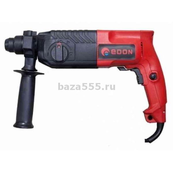 Перфоратор edon ed-2403 sds-plus  /220-240в /780вт /0-1100об/мин /24мм /cила удара 2.15 дж /0-4850уд