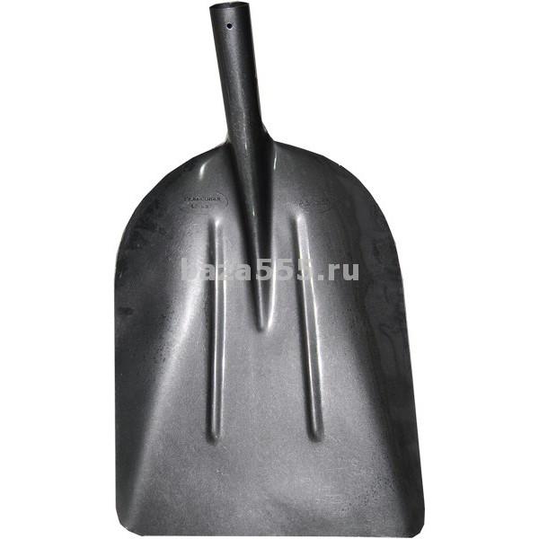 Лопата  совковая большая рельс.сталь,s-502-4/10,шт