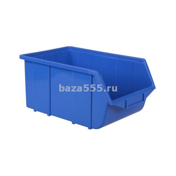 М460 ящик340х231х165 мм для метизов предназначен для хранения , крепежей и инструментов(уп,5)