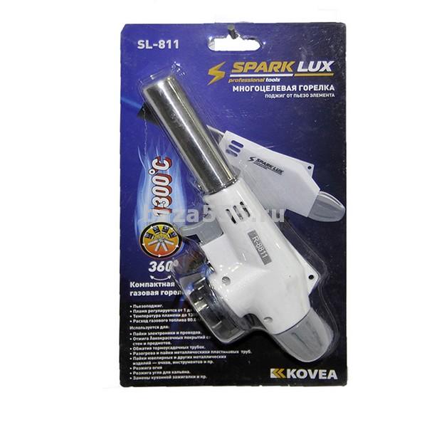 Горелка пьезо SL-811 Spark Lux / 100 шт.