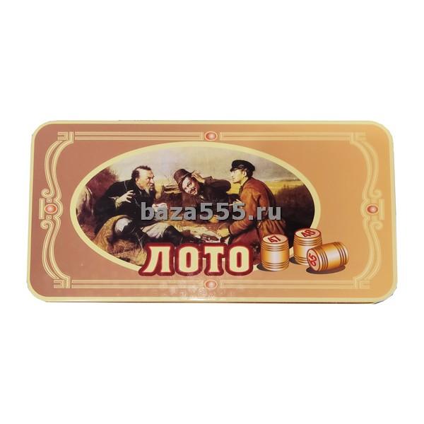 Игра настольная: лото в жест.банке 70wy-23-230/70wy-25-328/30,шт
