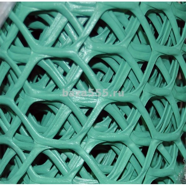 Пластиковая сетка для заборов и ограждений 60*60mm/2m*10m без скидки!