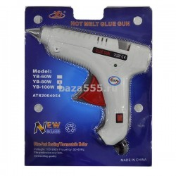 Клеевой пистолет мод.yb-80w 70wy-22-248/70wy-23-385/48 шт.