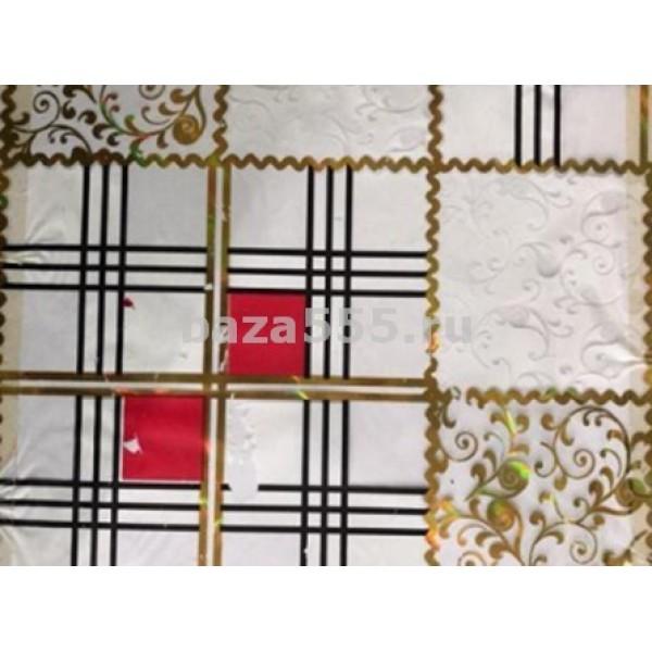 Клеенка силикон, 0.6мм*120см*20м с/рис. (4329-1) phr 42