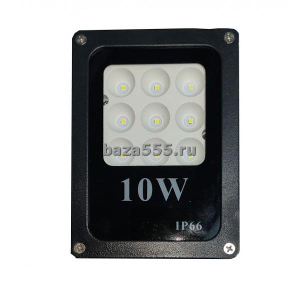 ПРОЖЕКТОР светодиодный 10W IP66 (керам.осн-ие) 70WY-20-306/70WY-22-78/50 шт..