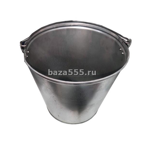 ВЕДРО оцинк.12л г.Пермь/10 шт..