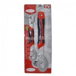 Набор разводных ключей 9-32мм. snap'n grip/50 шт.