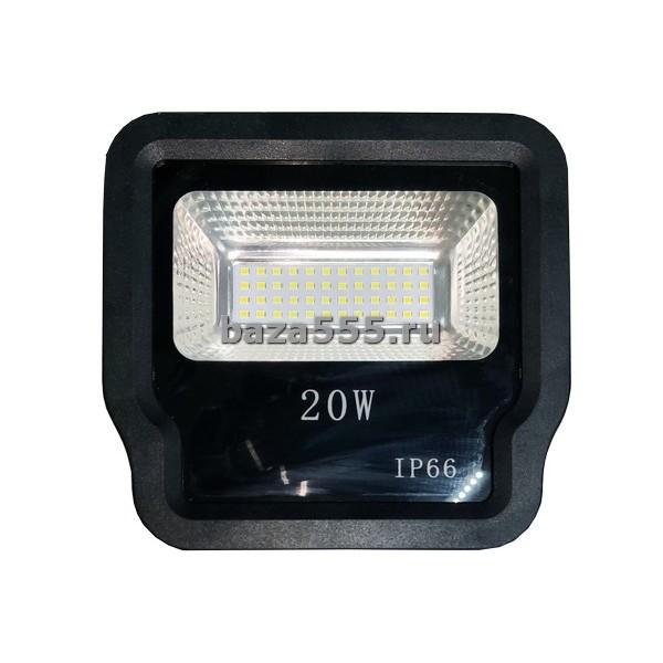 ПРОЖЕКТОР светодиодный 20W IP66 70WY-22-83/30 шт..