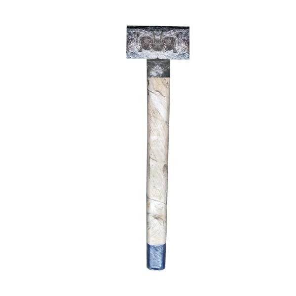 Кувалда кованная в сборе дерев.ручка 5кг (тенд-г)