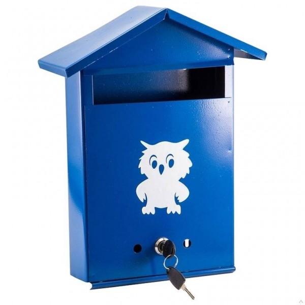 """Ящик почтовый""""домик"""" с замком к 00-00001032/00-00001026/5 шт."""