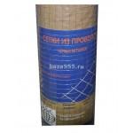 Сетка для ограждений металл.1/2 х1/2;яч;0,45 вес;3,65кг(шир0,9м/дл 20м)