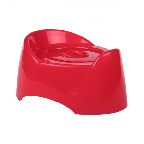 М1528 горшок-стульчик (розовый)(уп.6)