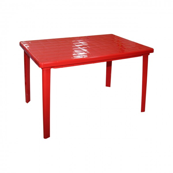 М2599 стол прямоугольный 1200*850*750(красн.)(уп.1)