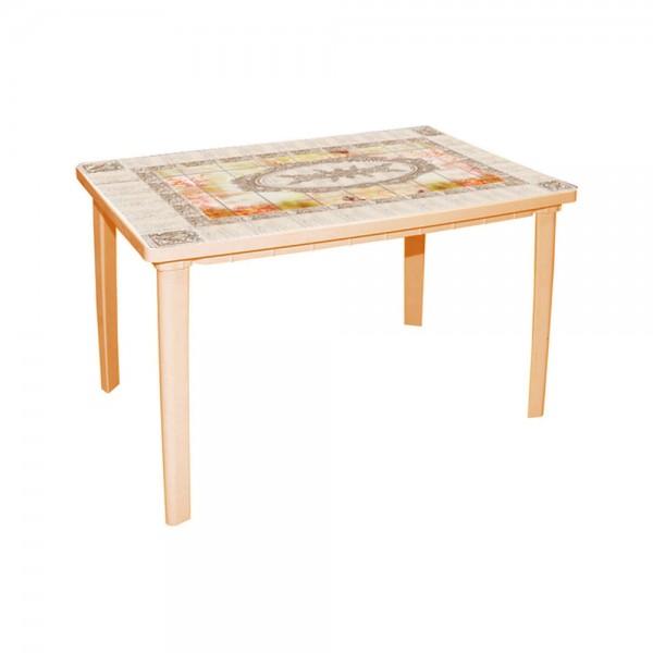 """М3093 стол """"верона"""" прямоуг(1200х850х750)(белый)(уп.1)"""