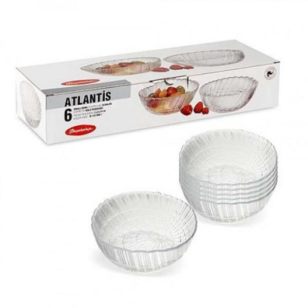 АТЛАНТИС/ATLANTIS н-р 6 салатников 120мм 10248