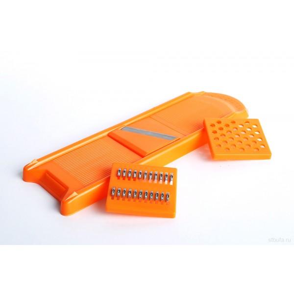 Овощерезка морковная 3 ножа(кисловодск)(с_у)